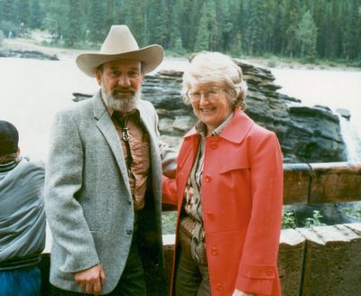 Jerry & Mary Bond
