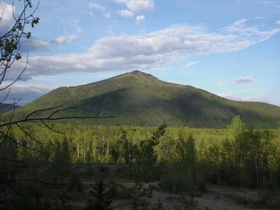 Solomon Mountain